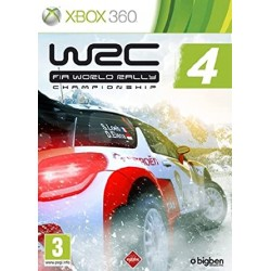 X360 WRC 4 - Jeux Xbox 360 au prix de 12,95€