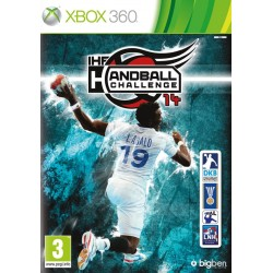 X360 IHF HANDBALL CHALLENGE 14 - Jeux Xbox 360 au prix de 19,95€