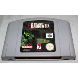 N64 TOM CLANCY S RAINBOW SIX (LOOSE) - Jeux Nintendo 64 au prix de 4,95€