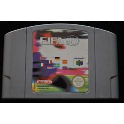 N64 FIFA 98 (LOOSE) - Jeux Nintendo 64 au prix de 0,95€