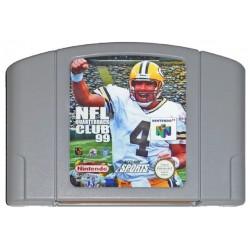 N64 NFL QUARTERBACK CLUB 99 (LOOSE) - Jeux Nintendo 64 au prix de 1,95€