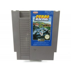 NES TURBO RACING (LOOSE) - Jeux NES au prix de 4,95€