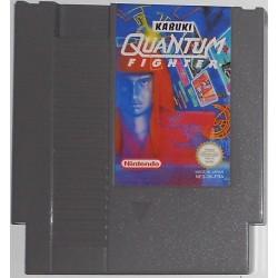 NES QUANTUM FIGHTER (LOOSE) - Jeux NES au prix de 9,95€