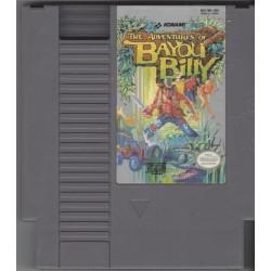 NES THE ADVENTURES OF BAYOU BILLY (LOOSE) - Jeux NES au prix de 6,95€