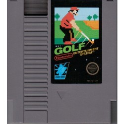 NES GOLF (LOOSE) - Jeux NES au prix de 4,95€