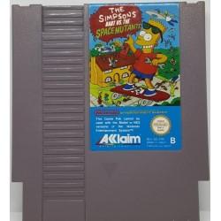 NES THE SIMPSONS BART VS. THE SPACE MUTANTS (LOOSE) - Jeux NES au prix de 9,95€