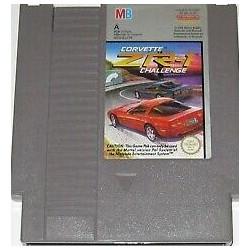 NES CORVETTE ZR 1 CHALLENGE (LOOSE) - Jeux NES au prix de 4,95€