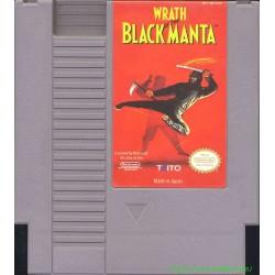 NES WRATH BLACK MANTA (LOOSE) - Jeux NES au prix de 6,95€