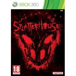 X360 SPLATTERHOUSE - Jeux Xbox 360 au prix de 9,95€