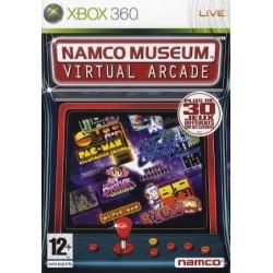 X360 NAMCO MUSEUM VIRTUAL ARCADE - Jeux Xbox 360 au prix de 12,95€