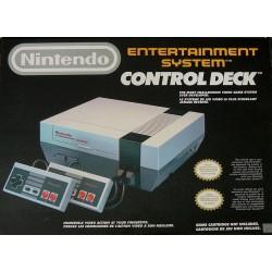 CONSOLE NES PACK CONTROL DECK FRA - Consoles NES au prix de 89,95€
