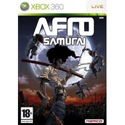 X360 AFRO SAMURAI - Jeux Xbox 360 au prix de 7,95€