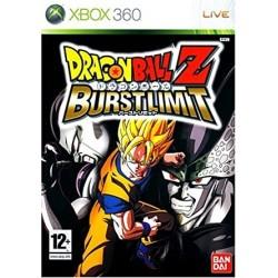X360 DRAGON BALL Z BURST LIMIT - Jeux Xbox 360 au prix de 9,95€