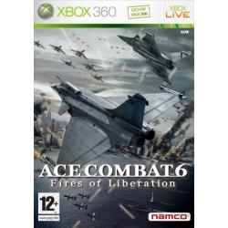 X360 ACE COMBAT 6 FIRES OF LIBERATION - Jeux Xbox 360 au prix de 9,95€