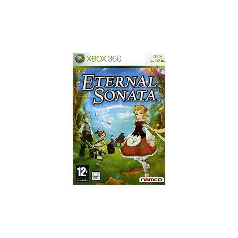 X360 ETERNAL SONATA - Jeux Xbox 360 au prix de 9,95€