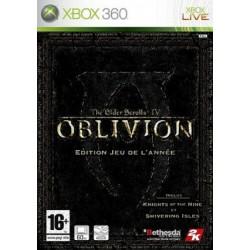 X360 OBLIVION EDIT JEU ANNEE - Jeux Xbox 360 au prix de 9,95€