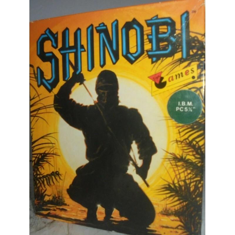PC SHINOBI (IBM) (514) - PC au prix de 49,95€