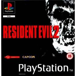 PSX RESIDENT EVIL 2 (SANS NOTICE) - Jeux PS1 au prix de 9,95€