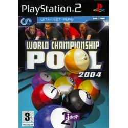 PS2 WORLD CHAMPIONSHIP POOL 2004 - Jeux PS2 au prix de 2,95€