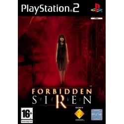 PS2 FORBIDDEN SIREN - Jeux PS2 au prix de 24,95€