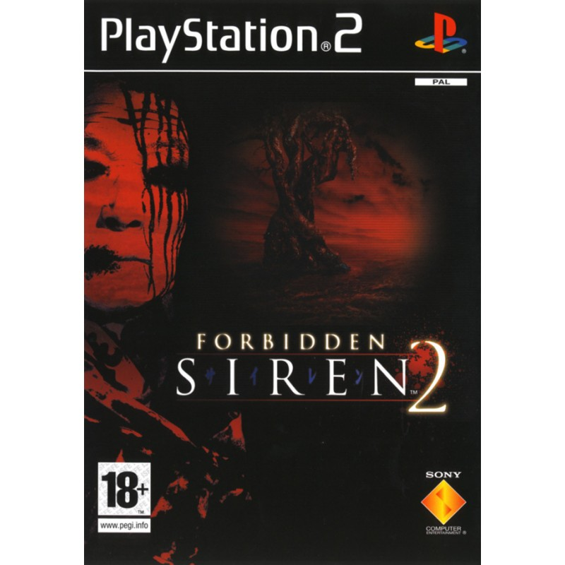 PS2 FORBIDDEN SIREN 2 - Jeux PS2 au prix de 34,95€
