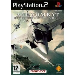 PS2 ACE COMBAT SQUADRON LEADER - Jeux PS2 au prix de 6,95€