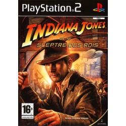 PS2 INDIANA JONES SCEPTRE DES ROIS - Jeux PS2 au prix de 4,95€