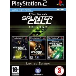 PS2 TOM CLANCY S SPLINTER CELL TRILOGY - Jeux PS2 au prix de 14,95€