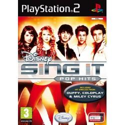 PS2 SING IT POP HITS - Jeux PS2 au prix de 2,95€