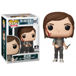 POP THE LAST OF US 2 601 ELLIE - Figurines POP au prix de 14,95€