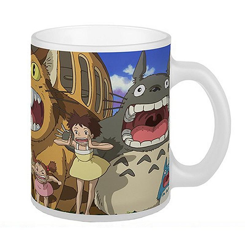 MUG GHIBLI MON VOISIN TOTORO NEKOBUS 300ML - Mugs au prix de 9,95€