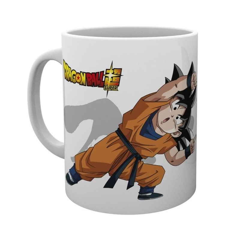 MUG DRAGON BALL SUPER FUSION DANCE 315ML - Mugs au prix de 9,95 €