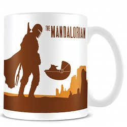 MUG DISNEY THE MANDALORIAN THIS IS THE WAY 315ML - Mugs au prix de 9,95 €