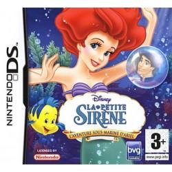 DS LA PETITE SIRENE - Jeux DS au prix de 2,95€