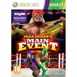 X360 HULK HOGAN S AIN EVENT - Jeux Xbox 360 au prix de 4,95€