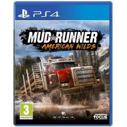 PS4 MUD RUNNER AMERICAN WILDS OCC - Jeux PS4 au prix de 19,95€