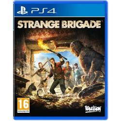 PS4 STRANGE BRIGADE OCC - Jeux PS4 au prix de 9,95€