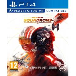 PS4 STAR WARS SQUADRONS - Jeux PS4 au prix de 34,95€