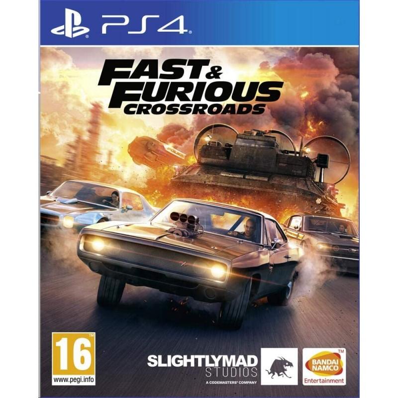PS4 FAST AND FURIOUS CROSSROADS OCC - Jeux PS4 au prix de 34,95€