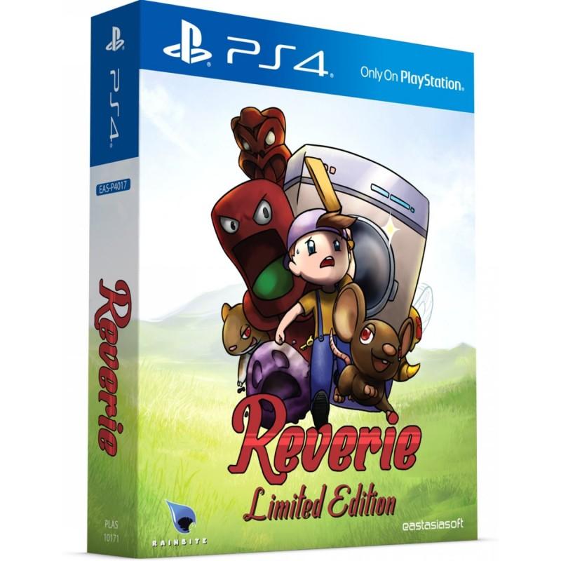 PS4 REVERIE LIMITED EDITION PLAY ASIA - Jeux PS4 au prix de 29,95€