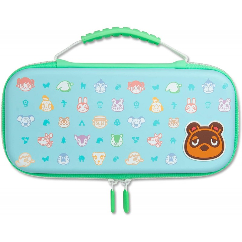 HOUSSE DE PROTECTION SWITCH ANIMAL CROSSING POWER A VISAGES - Accessoires Switch au prix de 19,95 €