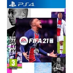 PS4 FIFA 21 - Jeux PS4 au prix de 29,95€
