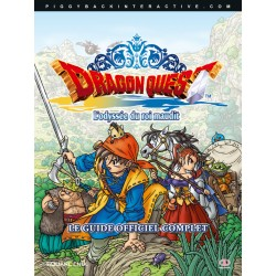 GUIDE DRAGON QUEST 8 L ODYSSEE DU ROI MAUDIT - Guides de Jeux au prix de 24,95 €