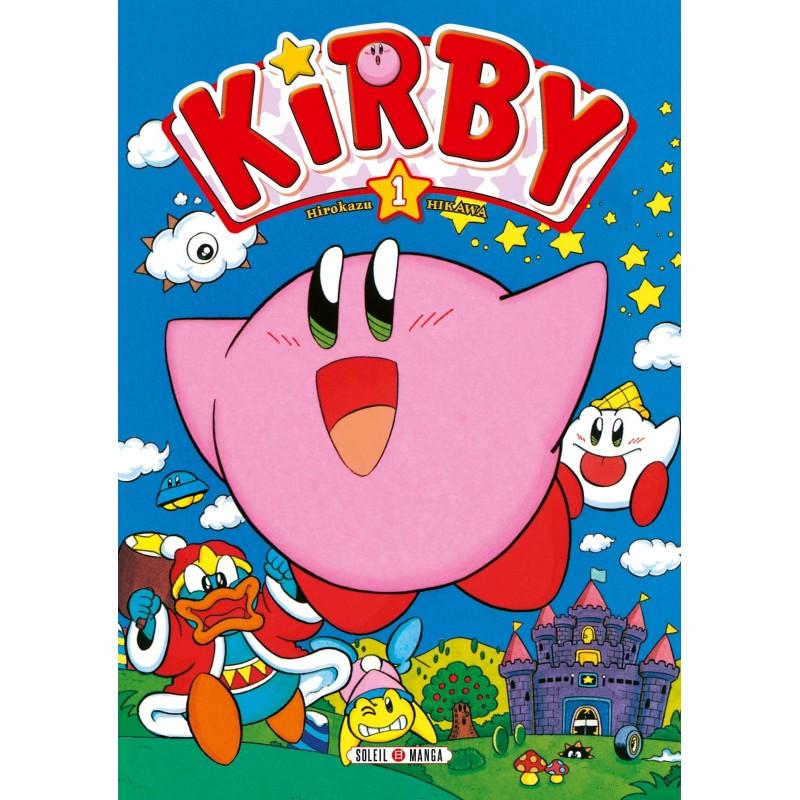 LES AVENTURES DE KIRBY DANS LES ETOILES T01 - Manga au prix de 6,99€
