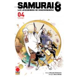 SAMURAI 8 T04 - Manga au prix de 6,85€