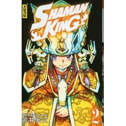 SHAMAN KING STAR EDITION T02 - Manga au prix de 9,90€