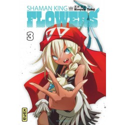 SHAMAN KING FLOWERS T03 - Manga au prix de 7,45€