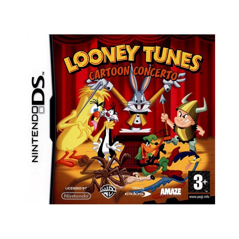 DS LOONEY TUNES CARTOON CONCERTO - Jeux DS au prix de 7,95€