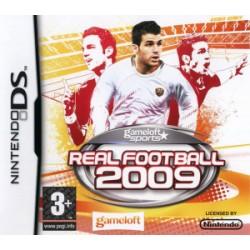 DS REAL FOOTBALL 2009 - Jeux DS au prix de 12,95€
