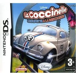 DS LA COCCINELLE CHOUPETTE A LA RESCOUSSE - Jeux DS au prix de 5,95€